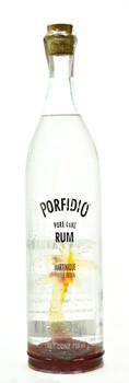 Porfidio Pure Cane Rum Martinique Limited edition