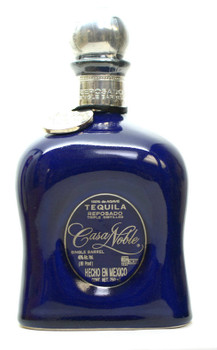 CASA NOBLE SINGLE BARREL REPOSADO TEQUILA - Blue
