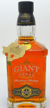 GIANT TEXAS BOURBON WHISKEY 750ML