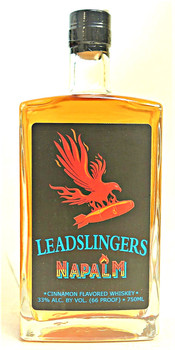 Leadslingers Napalm Cinnamon Whiskey