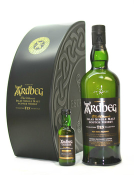 Ardbeg islay Single Malt Whisky 10yr