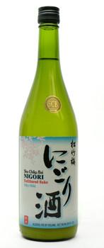Sho Chiku Bai Nigori Sake
