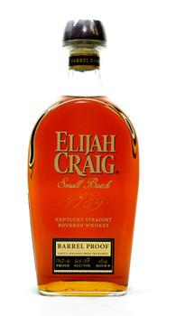 ELIJAH CRAIG Bourbon barrel proof 65.3%