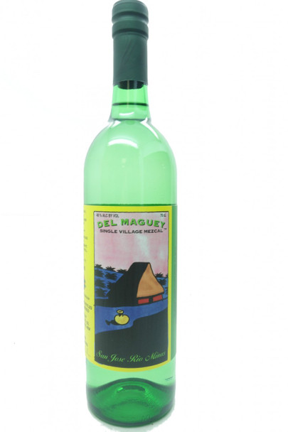 Del Maguey Single V Mezcal San Jose Minas Limited release edition