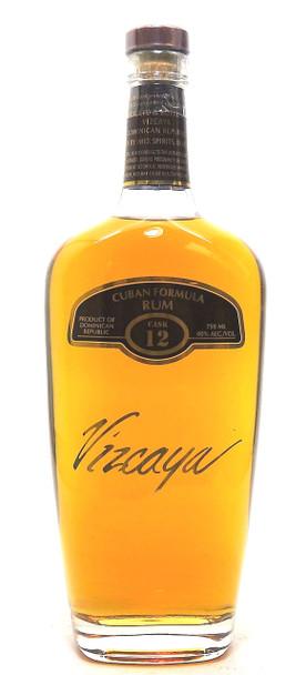 Viscaya Rum Cask 12 Year