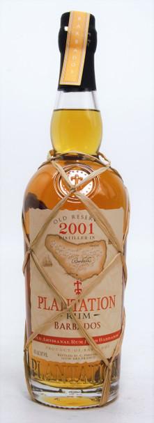 Plantation Rum Old Reserve 2001