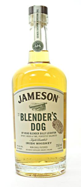 JAMESON IRISH WHISKEY BLENDER'S DOG