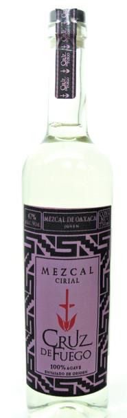 CRUZ DE FUEGO CIRIAL MEZCAL