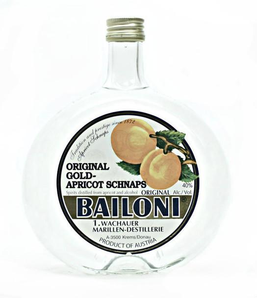 Original Gold-Apricot Schnaps Bailoni