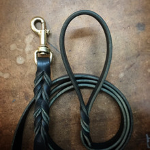 Limited Edition Bronze Snap Leash