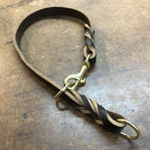 "Brown ½"" Slip Collar"