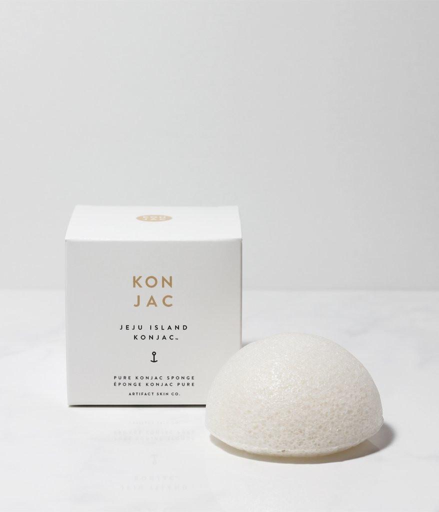 Jeju Island Pure Konjac Facial Sponge