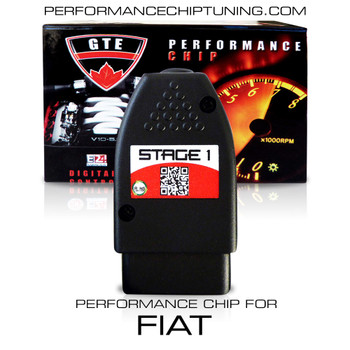 STAGE 1 PERFORMANCE CHIP MODULE OBD2 FOR FIAT
