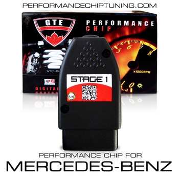 STAGE 1 PERFORMANCE CHIP MODULE OBD2 FOR MERCEDES-BENZ