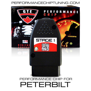 STAGE 1 PERFORMANCE CHIP MODULE OBD2 FOR PETERBILT