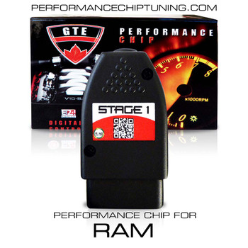 STAGE 1 PERFORMANCE CHIP MODULE OBD2 FOR RAM