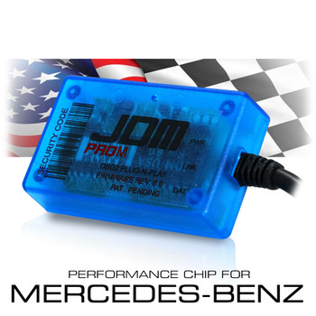 STAGE 3 PERFORMANCE CHIP OBDII MODULE FOR MERCEDES-BENZ