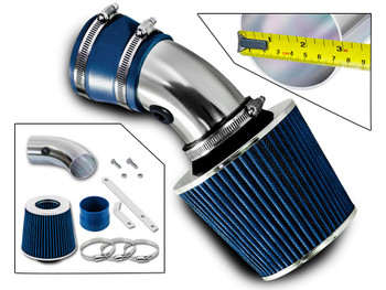 Blue Ram Air Intake Kit for Chevrolet Impala (2000-2005) with 3.8L  V6 Engine