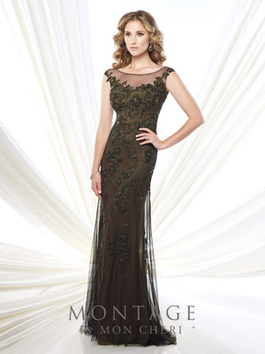 Authentic Montage by Mon Cheri Dress 215913
