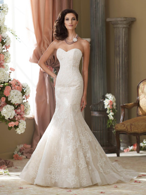 David Tutera for Mon Cheri 214211