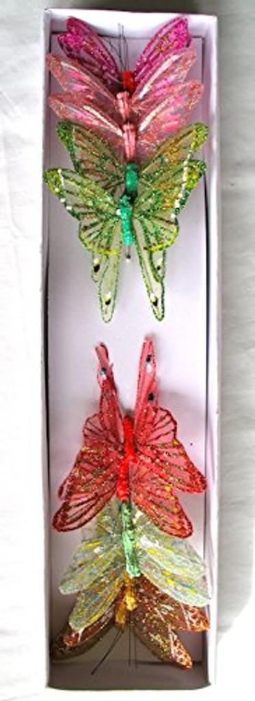 Artificial Butterflies, Swallowtail fb542 box