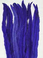Coque, 15-18 inch, Purple, per DOZEN