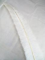 OSTRICH NANDU, LONG, White 16-19 inch per Each