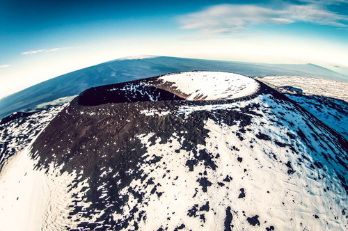 Mauna Kea Fountain Pen