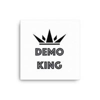 Demo King Canvas