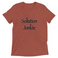 Solution Junkie - Short sleeve t-shirt