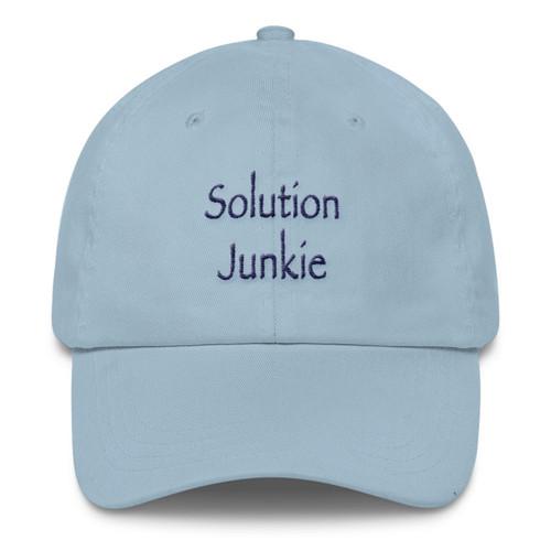 Solution Junkie - Classic Cap