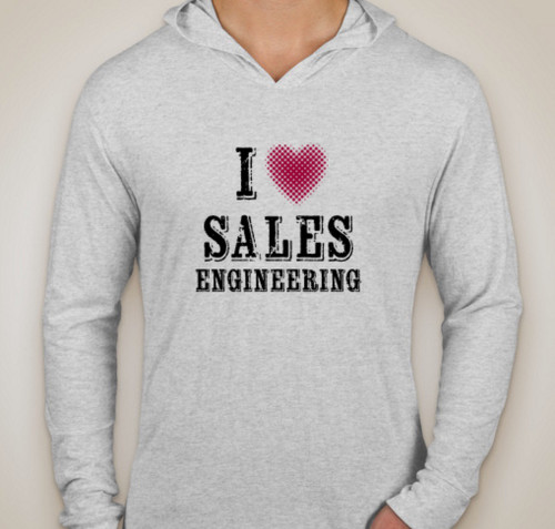 I love Sales Engineering