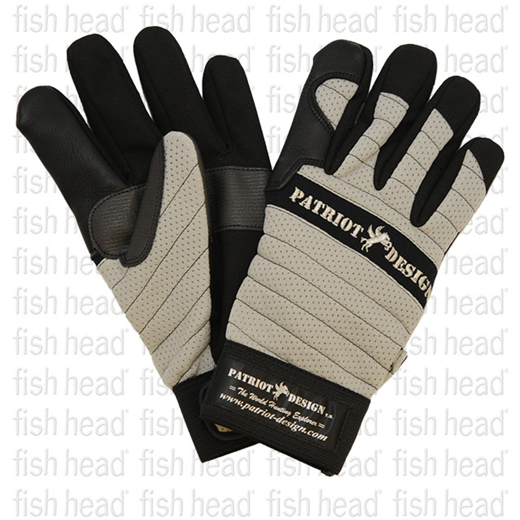 Patriot Design World Hunting Glove- Grey