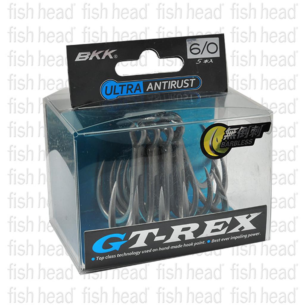 BKK GT-REX Barbless Treble
