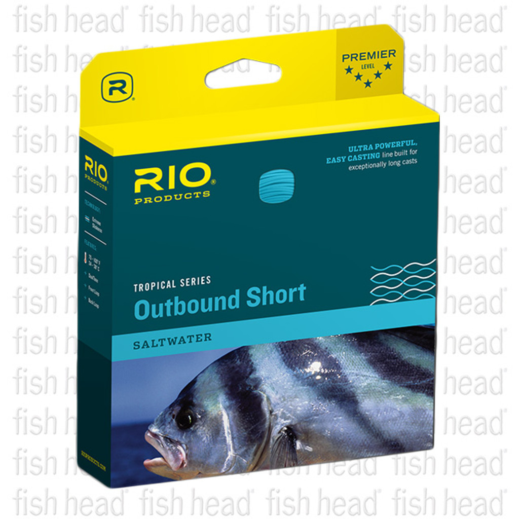 Rio Tropical Outbound Short F/I (10ft Clear Intermediate Tip)