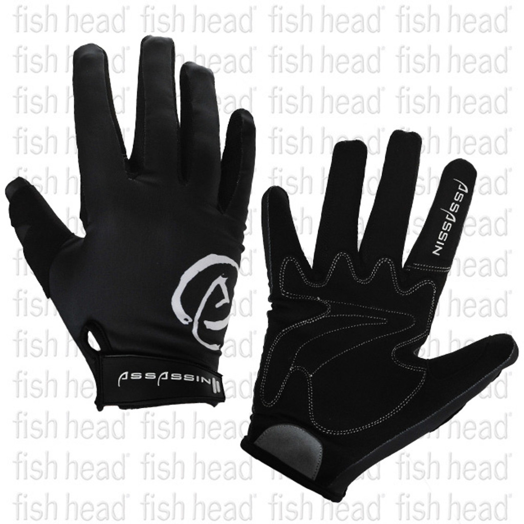 "Assassin ""All Day"" Glove- Black"