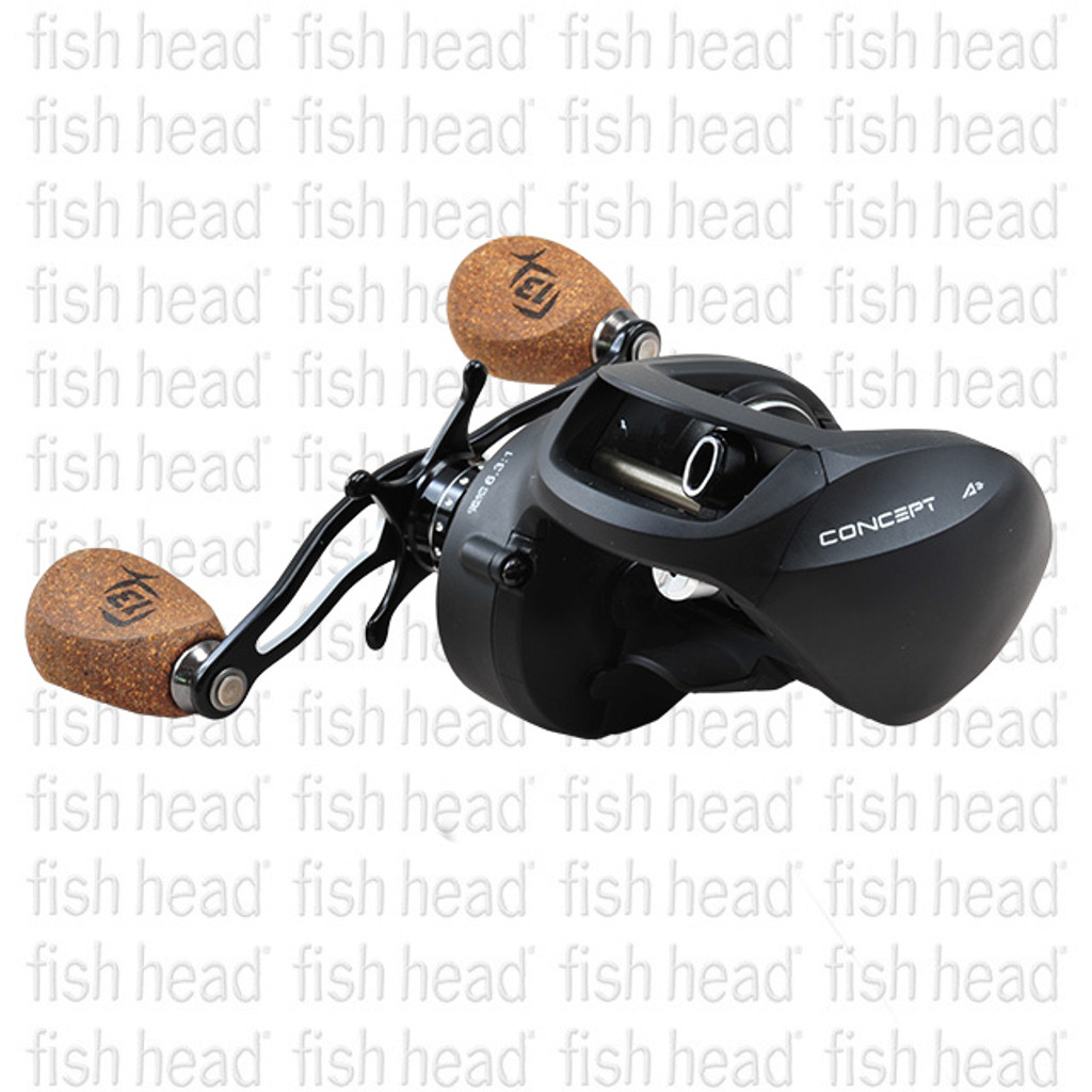 13 Fishing- Concept A3 Baitcaster incl Power Handle