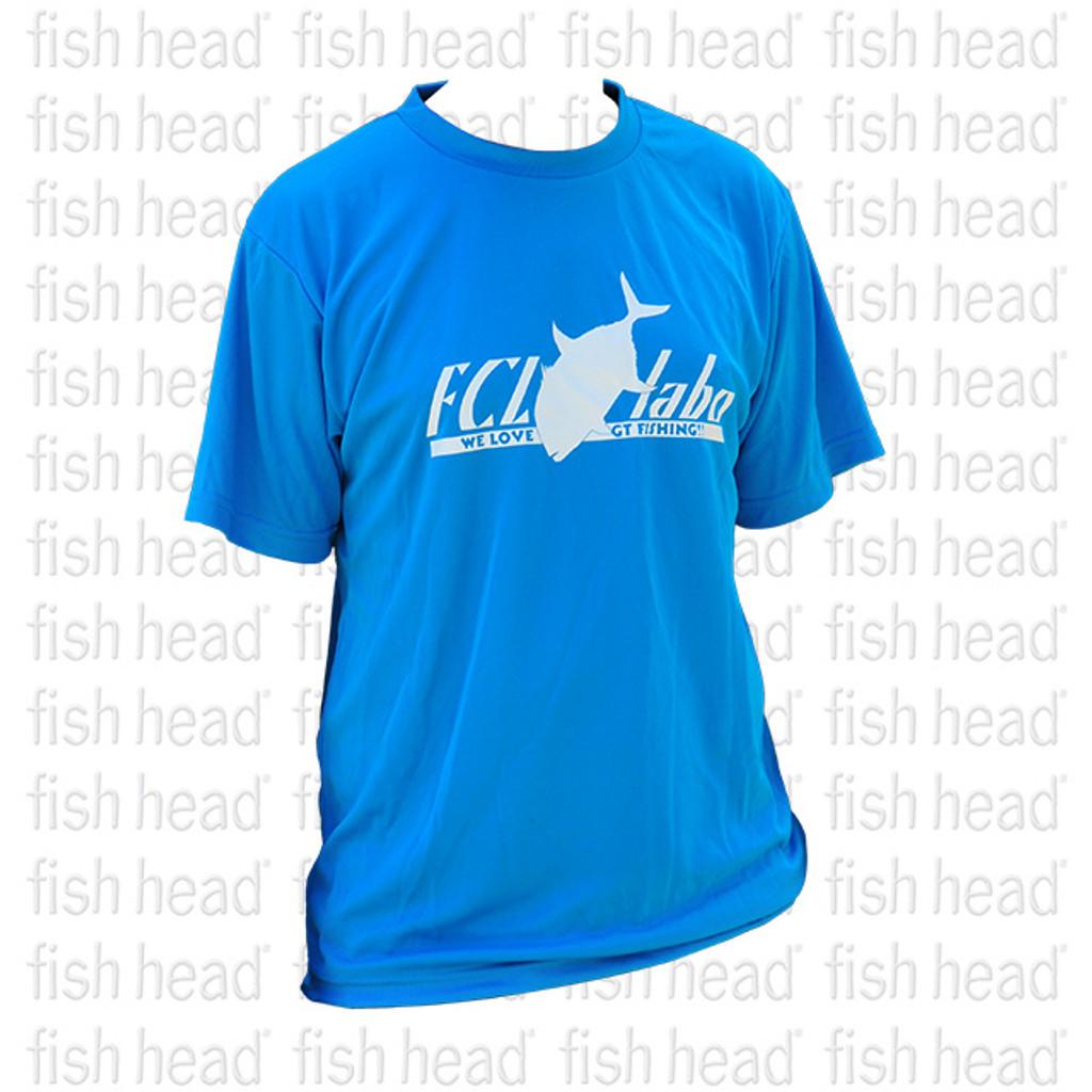 """FCL Labo """"WE LOVE GT FISHING"""" Dri Fit T-Shirt"""