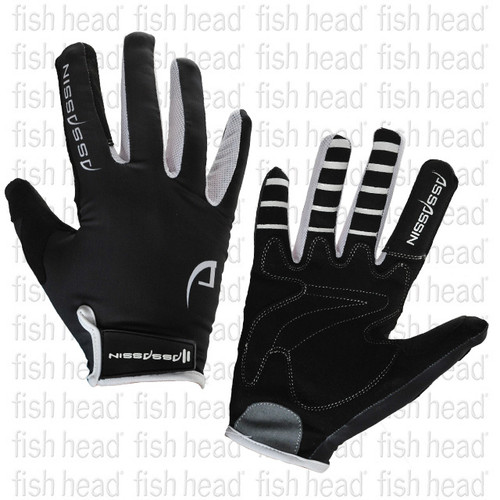 "Assassin ""All Day"" Glove- Black Bomber"