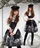 Wearing with blouse SKU: TP00139, skirt SKU: SP00157, hat SKU: P00571