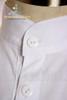 LAST CHANCE: Elegant Goth Man's Mandarin Collar Shirt*Instant Shipping