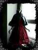 Co-ordinates Show (Black Wool + Black Fur Ver.) (dress: DR00066R)