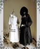 Co-ordinate Show dress DR00178L, bonnet P00026, hairdress P00570