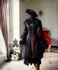 Co-ordinates Show (Black Ver.) dress DR00160, hat