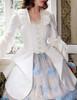 Model Show (White Ver.) (dress underneath: DR00199, petticoat: UN00019)