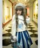 Model Show (beret P00593N, dress DR00112N)