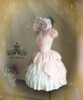 Pink version  (bonnet P00026, skirt V00002N)
