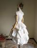 Co-ordinates Show (White Ver.) birdcage petticoat UN00028
