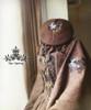 Co-ordinate Show (Brown Ver) dress DR00115N, cape P00588, corset Y00039