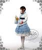 Model Show (Canal Blue Ver.) (skirt underneath: V00002N, leggings: P00187)